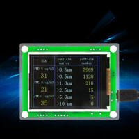 Household PM2.5 Detector Module Air Quality Dust Sensor LCD Display Monitor AOB