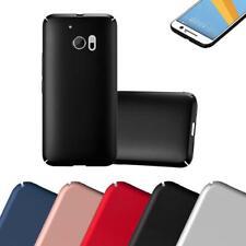 Funda para HTC 10 (One M10) Cover Plástico Hard Case TPU Metallico Cubierta