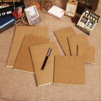 fournitures de bureau en blanc du papier carnet peau de vache bloc - notes