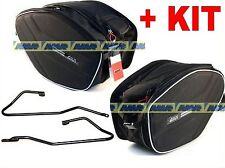 SIDE PANNIERS SOFT EA101 + FRAME TE4114 KAWASAKI VERSYS 650 from 2015 + set