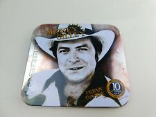 Mickey Gilley ~ Urban Cowboy Legends CD with Tin Case