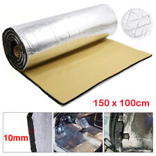 """40""""x60"""" Car Van Sound Proofing Deadening Insulation Closed Cell Foam Thick 10mm"""