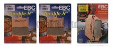 TRIUMPH THUNDERBIRD STORM 1699cc 2009-2013 Set EBC HH delantero y trasero