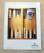 A853-Advertising Pubblicità-2000 - WYLER VETTA - OROLOGI