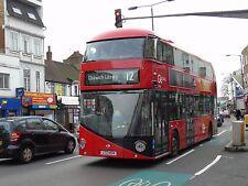 New bus for London- Borismaster LTZ1434 Go Ahead London 6x4 Quality Bus Photo
