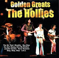 (CD) Golden Greats Of The Hollies - Sorry Suzanne, Jennifer Eccles, Dear Eloise