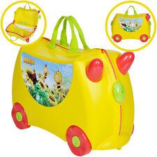 Knorrtoys Kinderkoffer Trunki Biene Maja (Gelb)