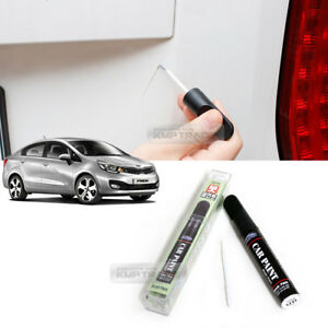 Car Paint Touch Up Scratch Remover Brush type for KIA 2012 - 2015 Rio / Pride