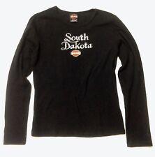 Harley-Davidson Motorcycle South Dakota Shirt Size Youth XL (18)   #HD