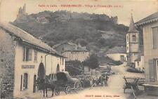 CPA 54 PIERRE PERCEE VILLAGE ET CHATEAU