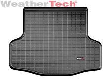 WeatherTech Cargo Liner Trunk Mat for Nissan Versa Sedan - 2012-2017 - Black