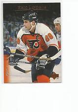 ERIC LINDROS 1995-96 Upper Deck Hockey card #374 Philadelphia Flyers NR MT