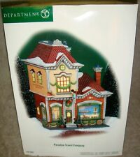 Dept 56 Cic ~ Paradise Travel Company ~ Mint In Box 58921
