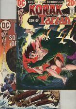 Korak Son of Tarzan #51 and #52