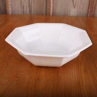 White USA 7537 Serving Bowl Stoneware