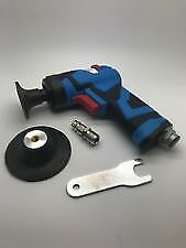 Fast Mover 625622 75mm Air Angle Sander Smart Repair Alloy Wheels Lightweight