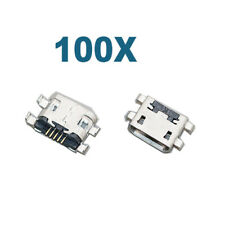 100pcs Micro USB Charger Charging Port Dock connector For xiaomi redmi 5A