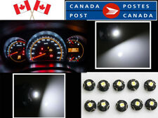 10x T4.2 T4 White LED Bulbs Dashboard Cluster Gauge Side Light Car Auto 12V/14V