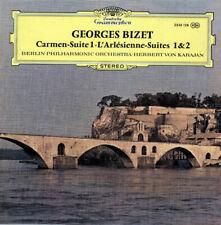 Georges Bizet Carmen - Suite 1 L'Arlesienne Suite... vinyl LP  record UK