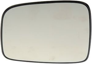 Door Mirror Glass Left Dorman 56246 fits 02-07 Jeep Liberty