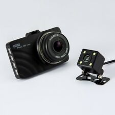 3'' Screen Dual Car Cam DVR Dash Cam