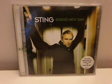 Sting - Brand New Day (CD 1999) Excellent Condition