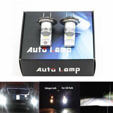 2PC H7 CSP LED Headlights Lamps High Low Beam Kit 6000K White 55W Super Bright