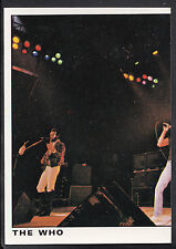 Panini 1980 Rock & Pop Collection - Sticker No 131 - The Who