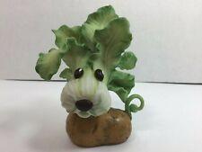 Enesco Home Grown Endive and Potato Lion Figurine