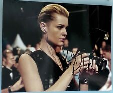 Rebecca Romijn HAND SIGNED AUTOGRAPH ORIGINAL #253 PHOTO PHOTOGRAPH