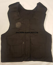 Ex Police Vest 36'' - 38'' Chest Cover Only Security (B)