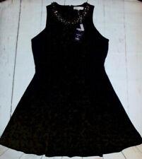 Marks and Spencer Black Fit & Flare Dresses for Women