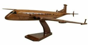 Hawker Siddeley Nimrod Mk 4  RAF Surveillance Aircraft Wooden Desk Top Model.