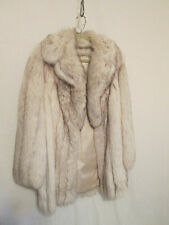 Norwegian Blue Fox Coat S/M