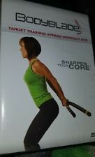 Bodyblade Target Training Xpress Workout Dvd Sharpen Your Core*New*Fast Shipping