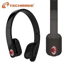 ️ Techmade H004-mil Cuffia Bluetooth Rosso/nero