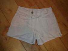 Girl Gymboree White Shorts 5 EUC