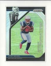2018 Panini Prizm Rookie Introduction Prizms #11 Sony Michel RC Patriots