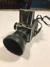 Kiev 88 Medium Format Camera