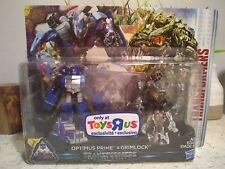 Transformers : Last Knight Legion 2-Pack - Optimus Prime & Grimlock - Toys R Us