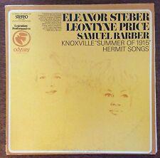 Eleanor Steber, Leontyne Price – Odyssey 160230 – Knoxville Summer 1915 Hermit