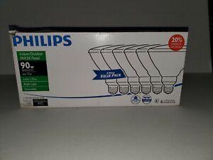 Phillips Indoor Outdoor PAR38 Halogen 90W Dimmable Floodlights