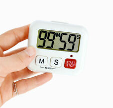 Cooking 99 Minute Kitchen Clock Timer Digital LCD Calculator Sport Countdown