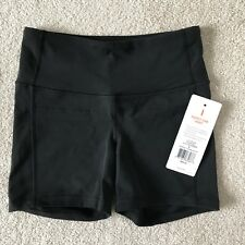 NEW Lucy Activewear Sz S Small Perfect Core Short Black DISCONTINUED