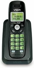 VTech CS6114-11 DECT 6.0 Cordless Phone with Caller ID/Call Waiting, Black
