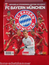 PANINI il Bayern Monaco 2011/2012 album vuoto album 11/12