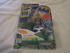 BATTLE BOARD ROBIN - Mattel DC Comics Batman Series Action Figure NEW 2003