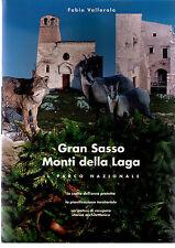 GRAN SASSO MONTI DELLA LAGA il parco nazionale - Vallarola - Libro Nuovo!