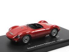 Avenue 43 1957 Sauter-porsche rojo bergspyder resine 1/43 autocult Models