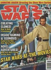 STAR WARS MAGAZINE September October 2003 No. 46 Star Wars at the Movies AL